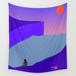 The Space Inbetween Wall Tapestry