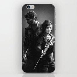 The Last of Us - Joel & Ellie iPhone Skin