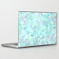 mint Laptop & iPad Skins featuring Mint by Kimsa
