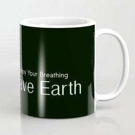 Nature Tree Drawing Coffee Mug