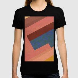 color blocks #4 T-shirt