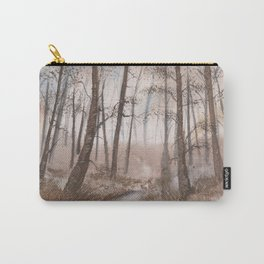 The Path Through The Woods Carry-All Pouch