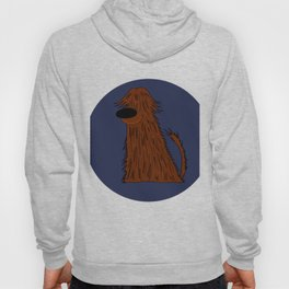 Bearded Collie Dog Doggie Puppy gift present Hoody