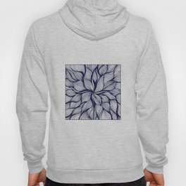 Abstract in Bloom Hoody