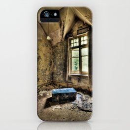 Going Somewhere? iPhone Case