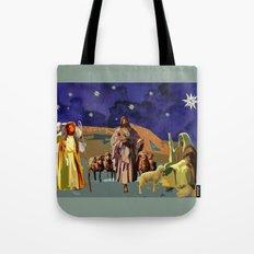 The Christmas Story Shepherds Tote Bag