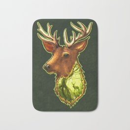 Spellbinding Nature Bath Mat