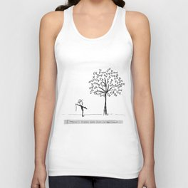 more fish in the tree Unisex Tank Top