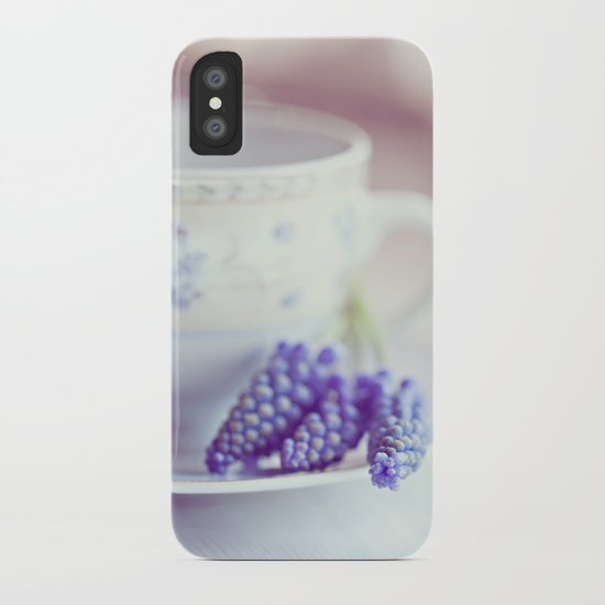 A taste of spring iPhone Case