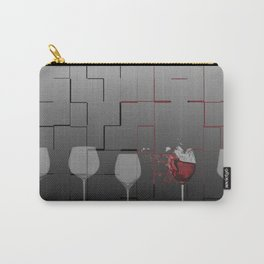 Breaking Wine Carry-All Pouch