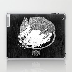 Decapitated by dishwasher II (black) Laptop & iPad Skin