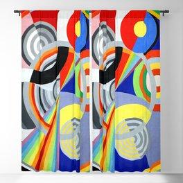 Robert Delaunay Rhythm Blackout Curtain