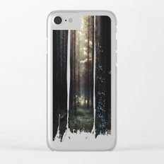 Home of the broken toys Clear iPhone Case