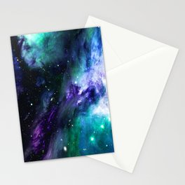 Astro Nebula Stationery Cards