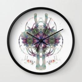 Inkdala XXXII - Psychology Art Wall Clock