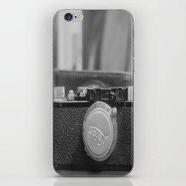 Vintage Leica Camera iPhone Skin