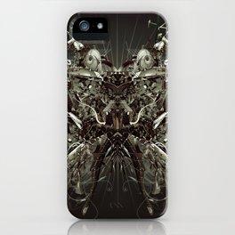 Tank Deconstruction iPhone Case