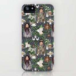 Hygge iPhone Case