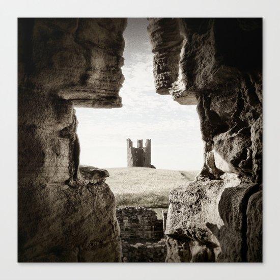 Dunstanburgh Castle II Canvas Print