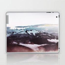 Faded mountain Laptop & iPad Skin