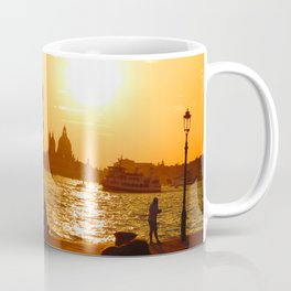 Sunset in Venice Coffee Mug