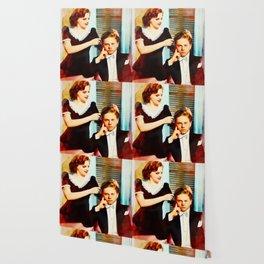 Judy Garland and Mickey Rooney Wallpaper
