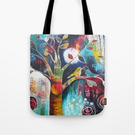 Love and its Many Colours Tote Bag
