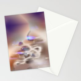 Through the Photon-Belt Stationery Cards