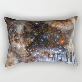 Explore - Space and the Universe Rectangular Pillow
