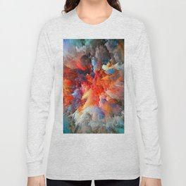Abstract Design #11 Long Sleeve T-shirt