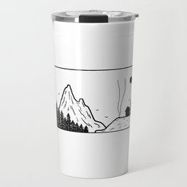 Petit campement Travel Mug