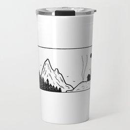 Petit campement Travel Mug