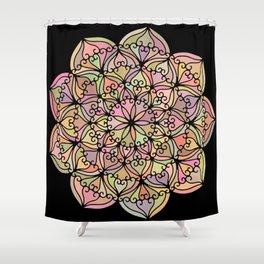 Mandala 04 Shower Curtain