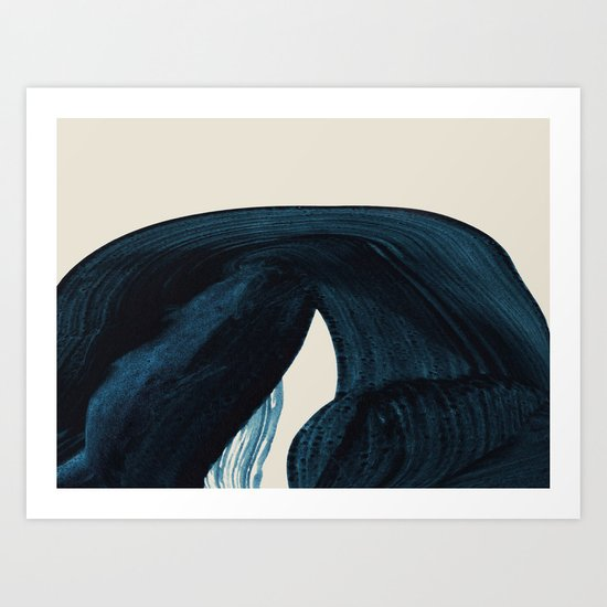 Lux Blue by danhobdayart