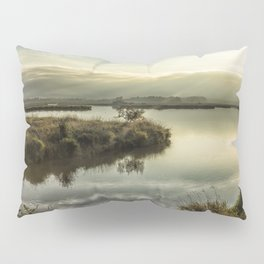 Rays Over Fern Ridge Pillow Sham