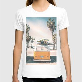 Surf Van Venice Beach California T-shirt