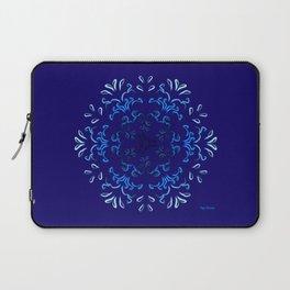 """Hakakā a hohonu"" (lucha profunda de otoño) Laptop Sleeve"