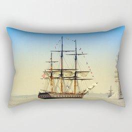 Sail Boston - Oliver Hazard Perry Rectangular Pillow