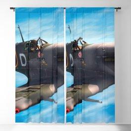 Spitfire Poland Sq. Blackout Curtain