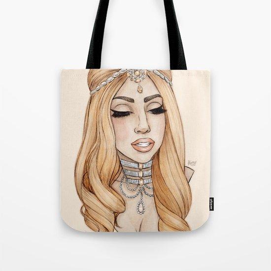 ARTPOP Princess IV Tote Bag