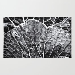 Textures of nature Rug