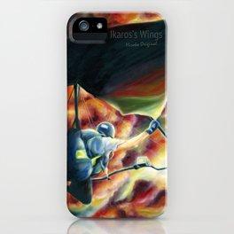 Ikaros's Wings iPhone Case
