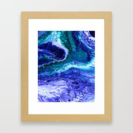 NEBULA Framed Art Print