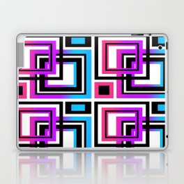 Rainbow Geometric Laptop & iPad Skin
