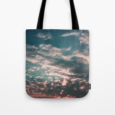 Days to Come Tote Bag