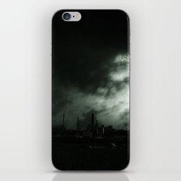 UTOPIA IS ON THE HORIZON iPhone Skin