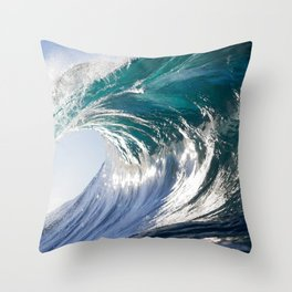 Room to Move Throw Pillow