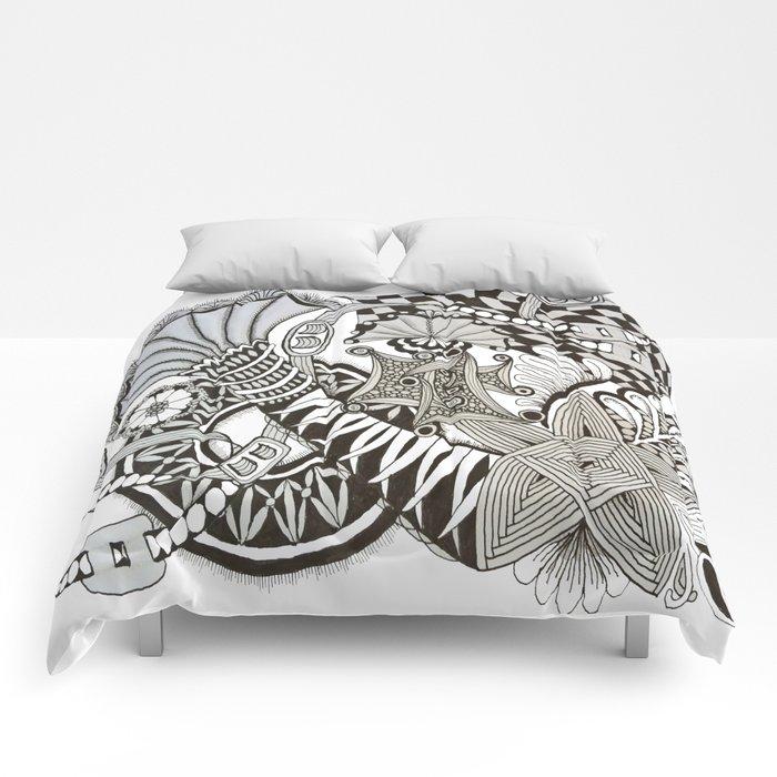 Zentangle i95 Comforters