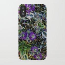 Outside the garden iPhone Case
