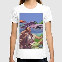 Dragon Dreamer T-shirt